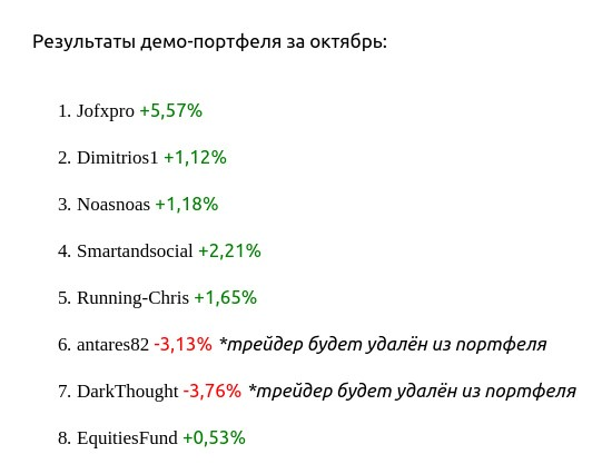 Блог инвестора eToro